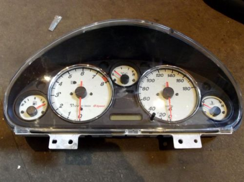 Instrument cluster panel, Mazda MX-5 mk2.5, 6sp, N066, USED
